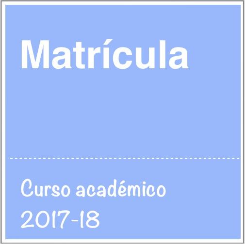 Matricula_17_18